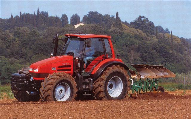 Photo du Tracteurs agricoles Rubin 150