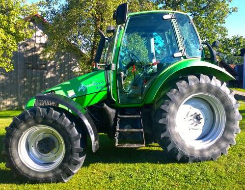 Photo du Tracteurs agricoles Agrotron 4.90
