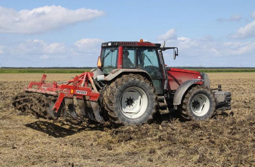 Photo du Tracteurs agricoles 8150