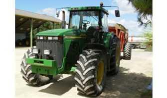 Photo du Tracteurs agricoles 8110