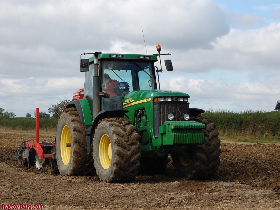 Photo du Tracteurs agricoles 8310