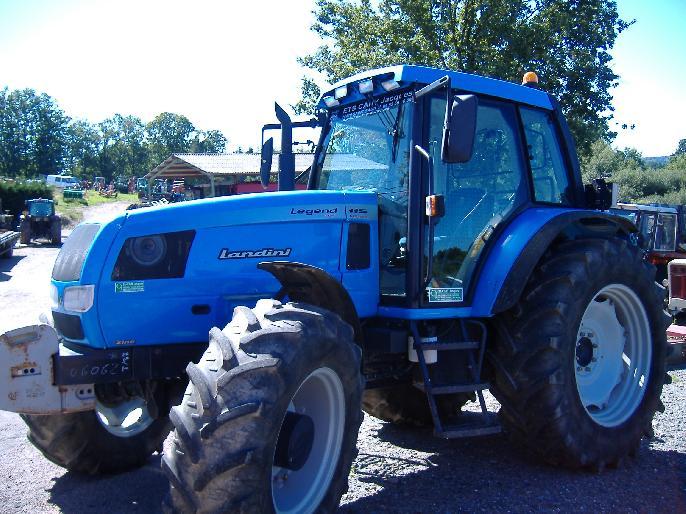 Photo du Tracteurs agricoles Legend 115