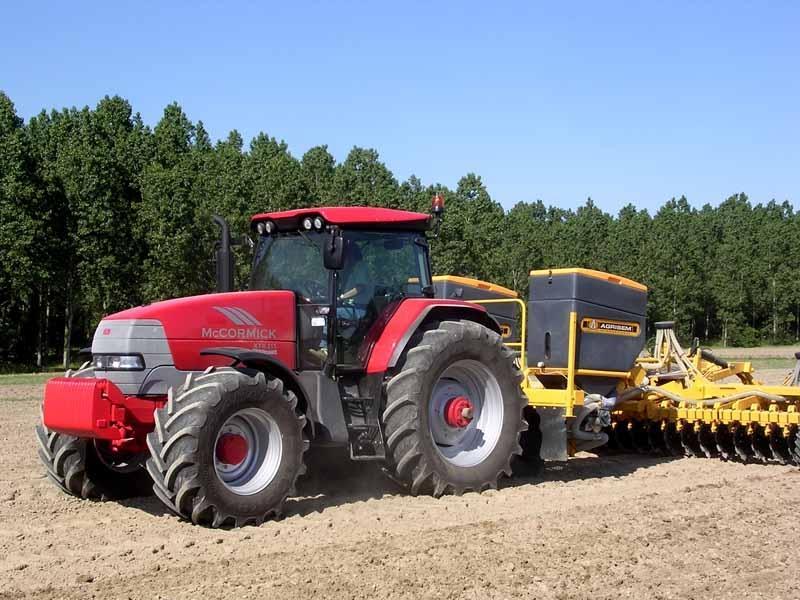 Photo du Tracteurs agricoles XTX 215