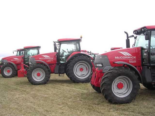 Photo du Tracteurs agricoles XTX 165