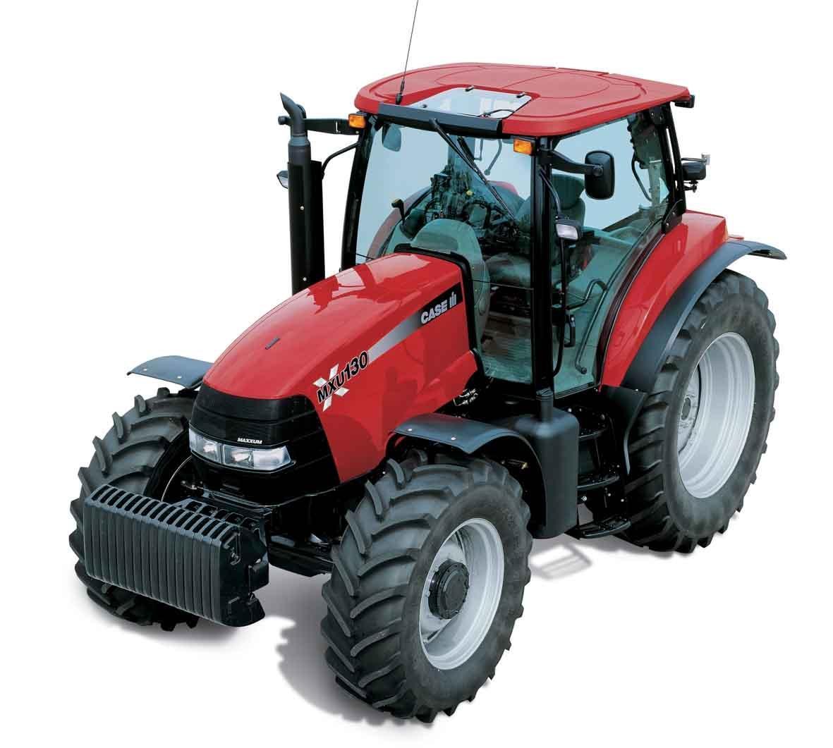 avis mxu 130x line de la marque case ih tracteurs agricoles. Black Bedroom Furniture Sets. Home Design Ideas