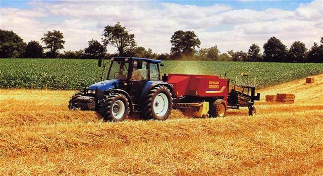 Photo du Tracteurs agricoles TL80