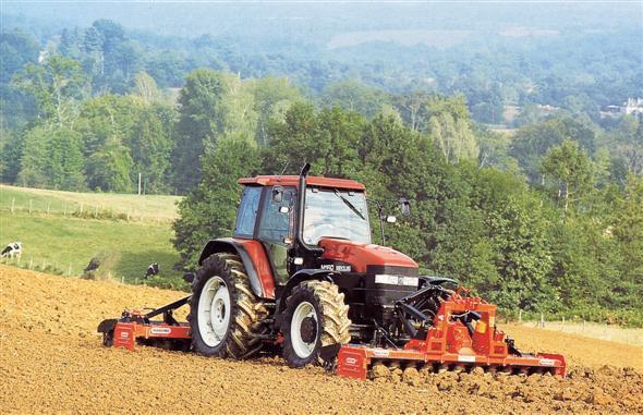 Photo du Tracteurs agricoles M160 / 8560