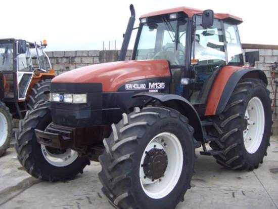Photo du Tracteurs agricoles M135 / 8360