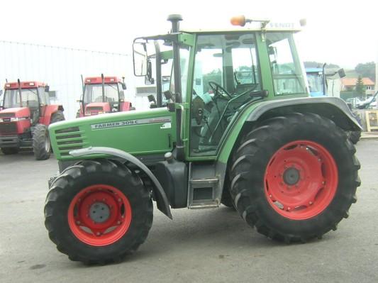 avis 309 c de la marque fendt tracteurs agricoles. Black Bedroom Furniture Sets. Home Design Ideas