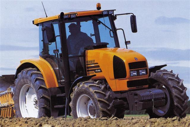 Photo du Tracteurs agricoles Ares 630 RZ