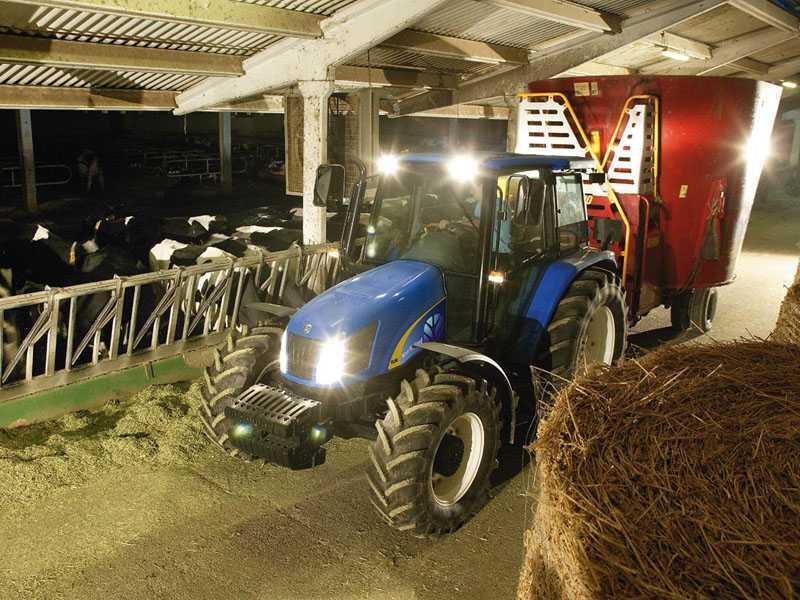 Photo du Tracteurs agricoles TL90A