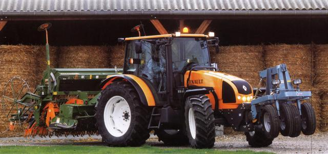 Photo du Tracteurs agricoles Celtis 456 RC / RX