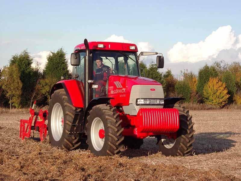 Photo du Tracteurs agricoles MTX 135