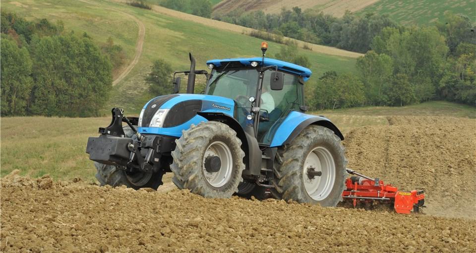 Photo du Tracteurs agricoles Landpower 135