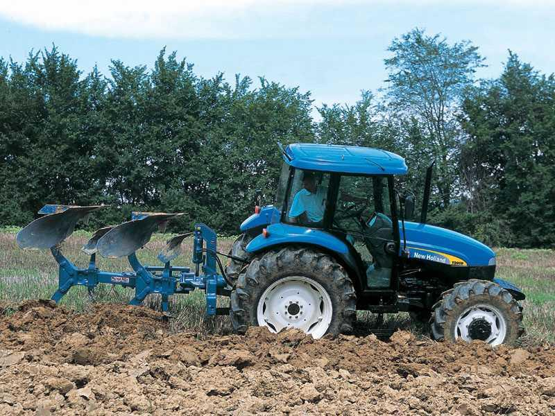 Photo du Tracteurs agricoles TD95D
