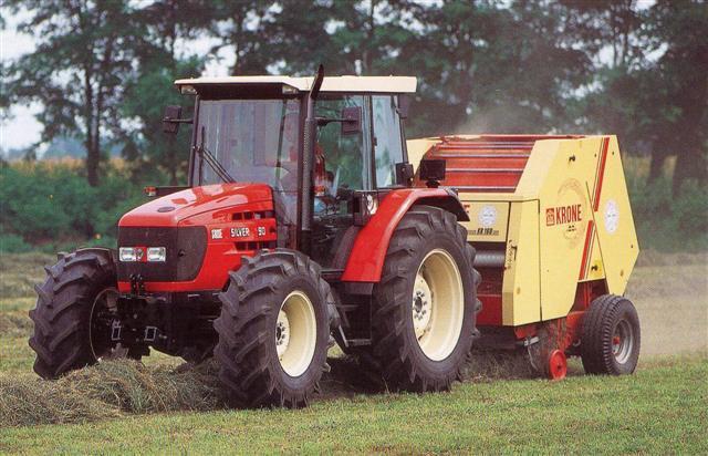 Photo du Tracteurs agricoles Silver 100.4