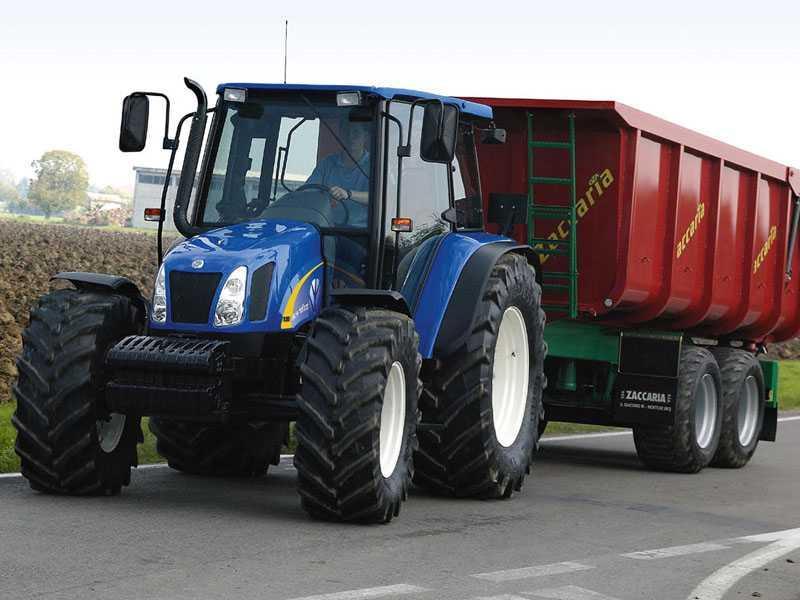 Photo du Tracteurs agricoles TL100A