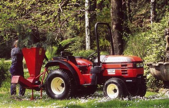 Photo du Tracteurs agricoles Solaris 45