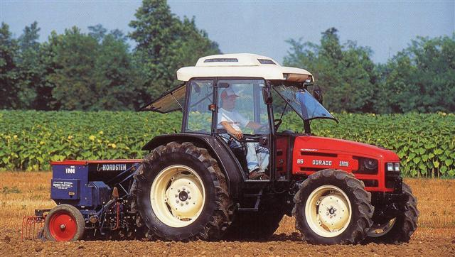 Photo du Tracteurs agricoles Dorado 75 (2RM/4RM)