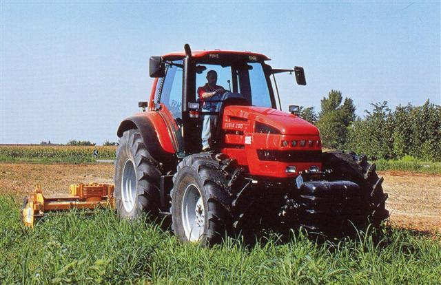 avis rubin 200 de la marque same tracteurs agricoles. Black Bedroom Furniture Sets. Home Design Ideas