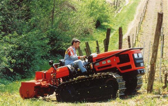 Photo du Tracteurs agricoles Rock 60 (chenillard)
