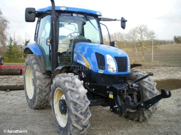 Photo du Tracteurs agricoles TS110A