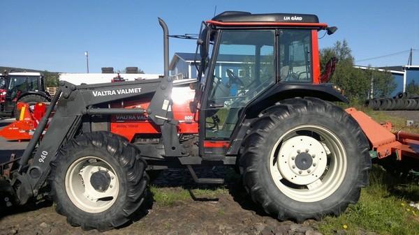 Photo du Tracteurs agricoles 800 (4RM)