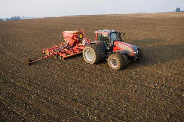 Photo du Tracteurs agricoles T 120
