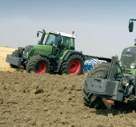 Photo du Tracteurs agricoles 714 Vario - TMS