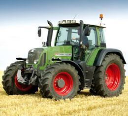 Photo du Tracteurs agricoles 716 Vario - TMS