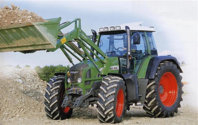 Photo du Tracteurs agricoles 815 Vario TMS