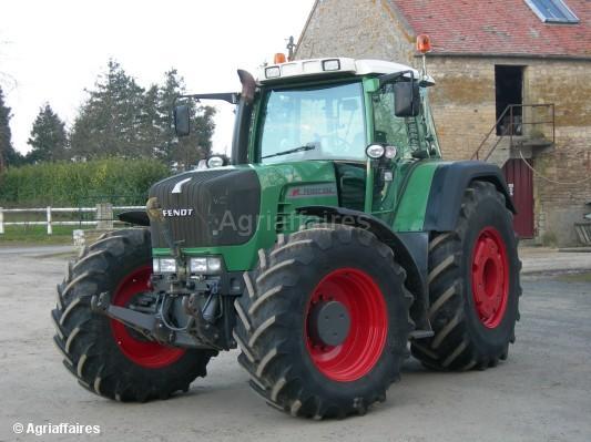 Photo du Tracteurs agricoles 924 Vario TMS