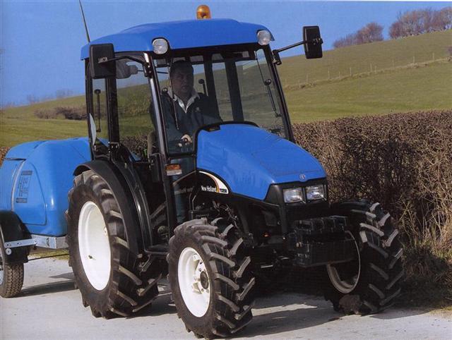 Photo du Tracteurs agricoles TCE 50