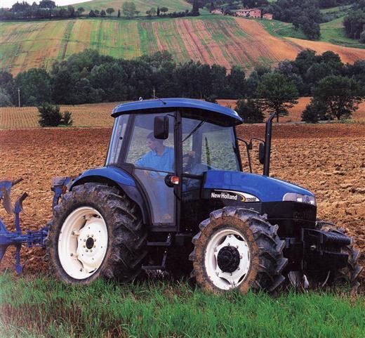 Photo du Tracteurs agricoles TD85D