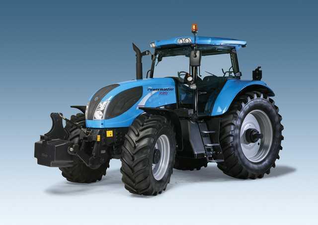 Photo du Tracteurs agricoles Powermaster 220