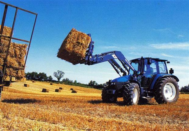 Photo du Tracteurs agricoles TS90