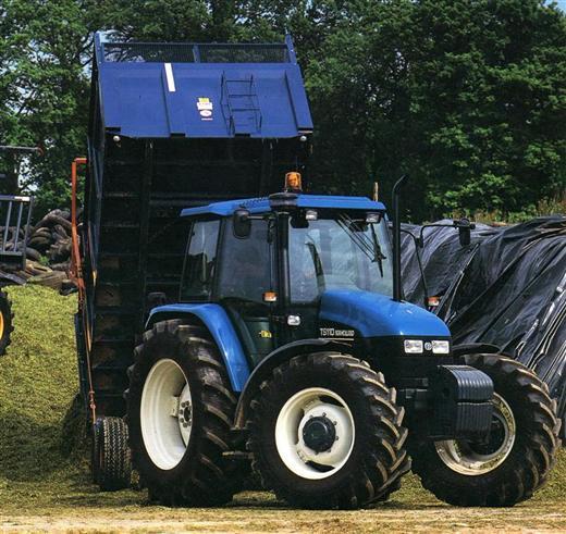 Photo du Tracteurs agricoles TS110