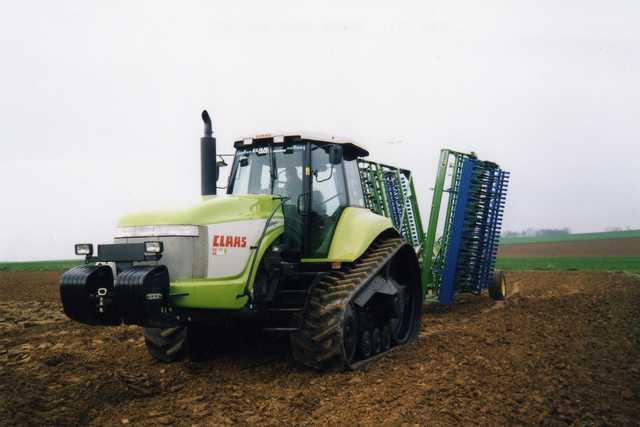 Photo du Tracteurs agricoles Challenger 45