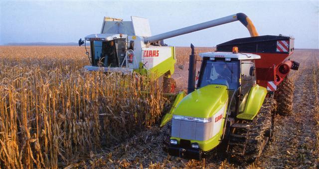 Photo du Tracteurs agricoles Challenger 35