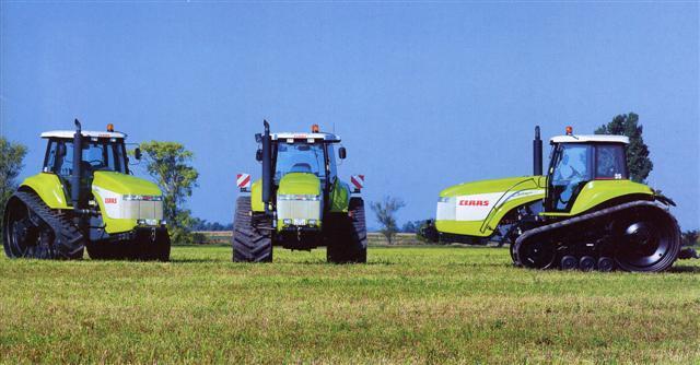 Photo du Tracteurs agricoles Challenger 55