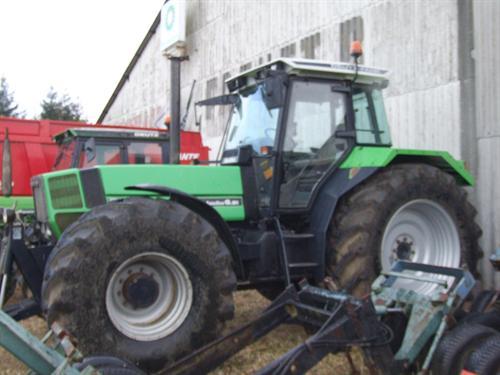 Photo du Tracteurs agricoles Agrostar 6.81