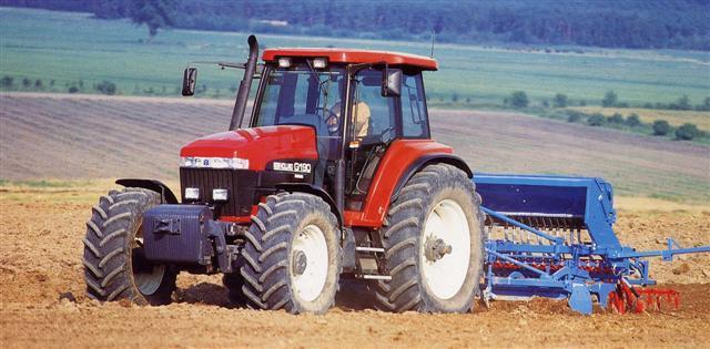 Photo du Tracteurs agricoles G190