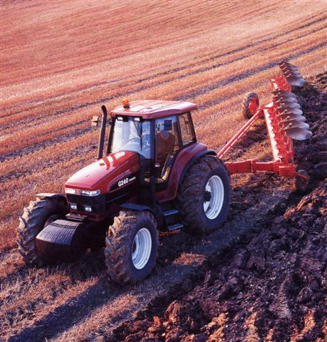 Photo du Tracteurs agricoles G240