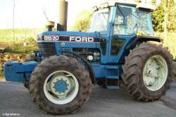 Photo du Tracteurs agricoles 8630
