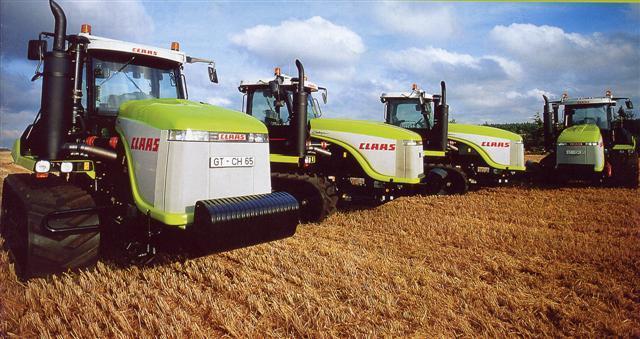 Photo du Tracteurs agricoles Challenger 65 E