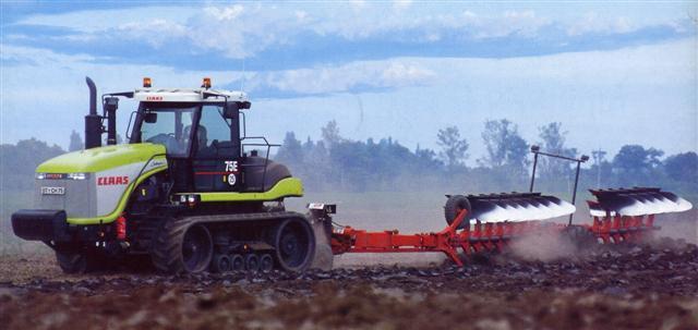 Photo du Tracteurs agricoles Challenger 75 E
