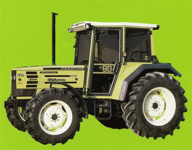 avis h 478 prestige de la marque hurlimann tracteurs agricoles. Black Bedroom Furniture Sets. Home Design Ideas