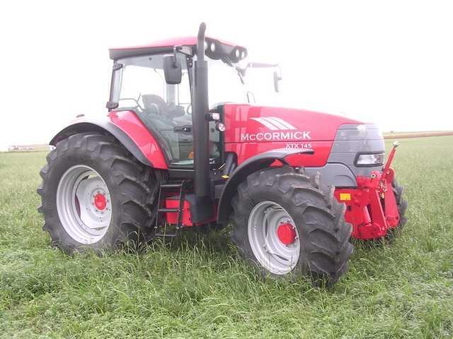 Photo du Tracteurs agricoles XTX 145