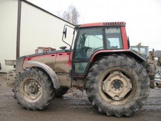 Photo du Tracteurs agricoles 8550