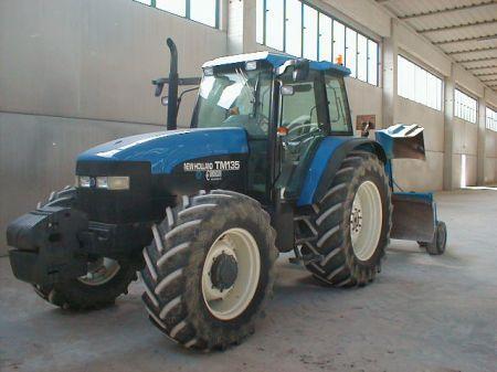 Photo du Tracteurs agricoles TM135